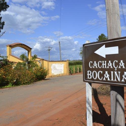 Seja bem-vindo à Cachaça Bocaina